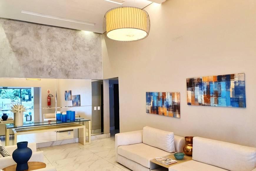 Safira Residence – Apartamento para venda 3 suítes, 2 vagas no bairro de Fátima em Teresina-PI