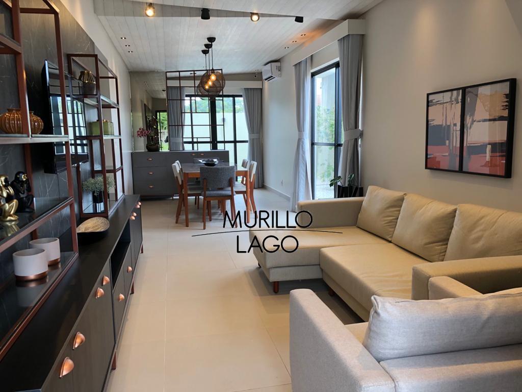 Jardins de Monet condomínio de casas com 3 quartos em frente ao clube da OAB em Teresina-PI, Murillo Lago Imóveis