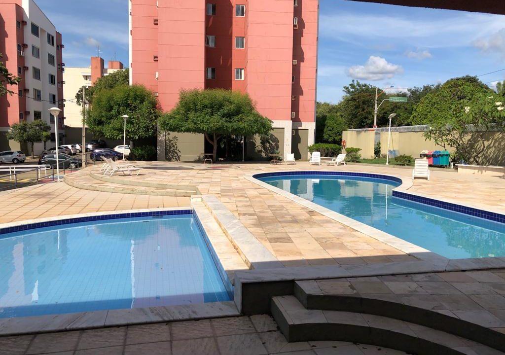 19 Apartamento para venda, 2 quartos sendo 1 suíte, térreo na avenida Presidente Kennedy em Teresina-PI