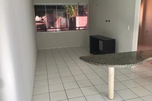 2 Apartamento para venda, 2 quartos sendo 1 suíte, térreo na avenida Presidente Kennedy em Teresina-PI