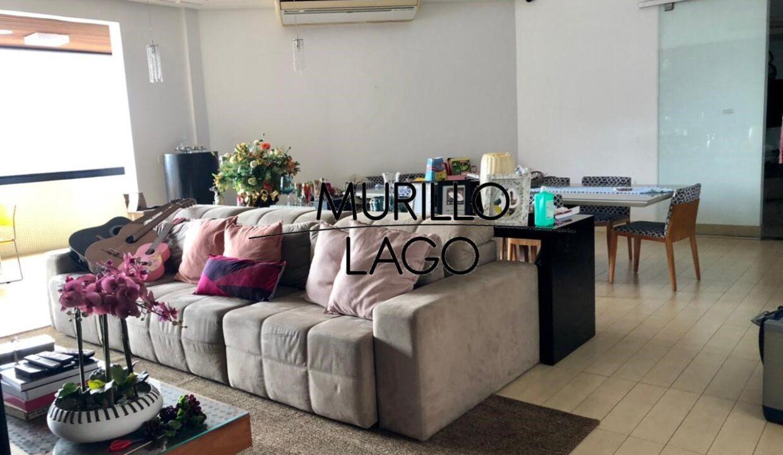 2 Apartamento para venda, 278 metros, 4 quartos,3 vagas, DCE ao lado do shopping Rio Poty na avenida Marechal Castelo Branco em Teresina-PI