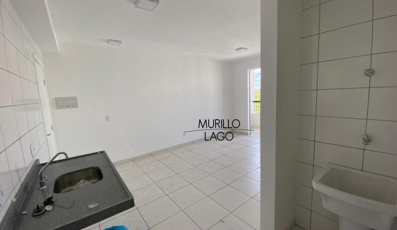 2 Apartamento para venda Dream Park, 3 quartos sendo 1 suíte, elevador, sombra total em Teresina-PI