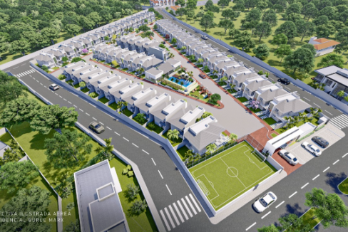 2 Burle Marx condomínio de casas, 4 suítes, bairro Gurupi em Teresina-PI,Murillo Lago Imóveis