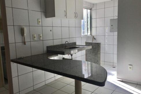 3 Apartamento para venda, 2 quartos sendo 1 suíte, térreo na avenida Presidente Kennedy em Teresina-PI