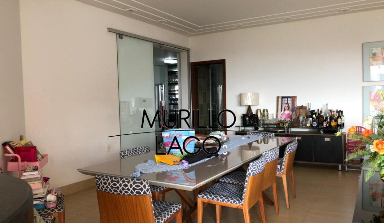 3 Apartamento para venda, 278 metros, 4 quartos,3 vagas, DCE ao lado do shopping Rio Poty na avenida Marechal Castelo Branco em Teresina-PI