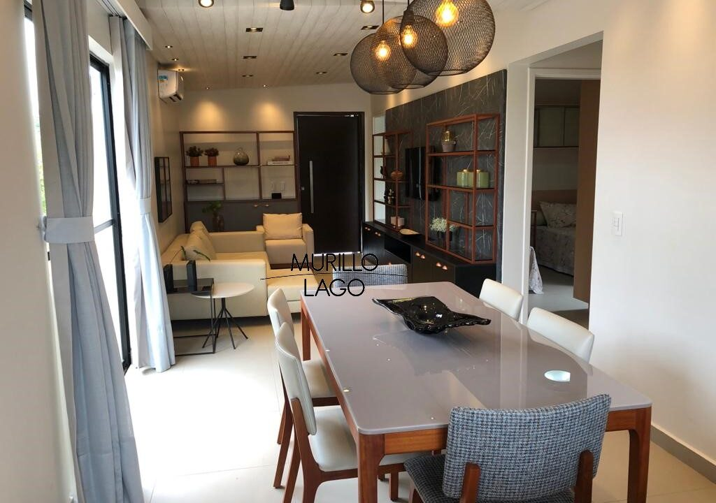 3 Jardins de Monet condomínio de casas com 3 quartos em frente ao clube da oab em Teresina-PI