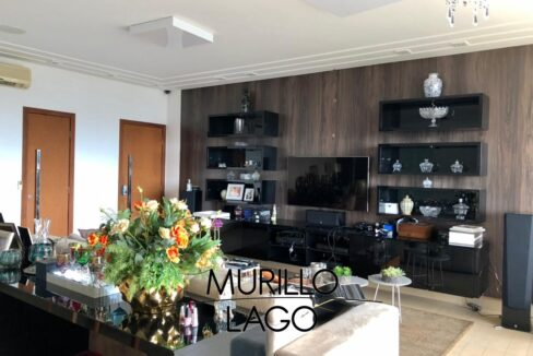4 Apartamento para venda, 278 metros, 4 quartos,3 vagas, DCE ao lado do shopping Rio Poty na avenida Marechal Castelo Branco em Teresina-PI