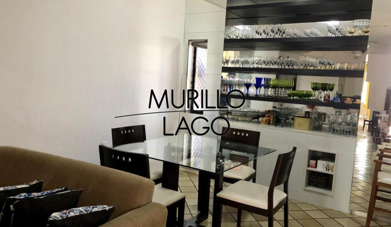 5 Apartamento para venda, 278 metros, 4 quartos,3 vagas, DCE ao lado do shopping Rio Poty na avenida Marechal Castelo Branco em Teresina-PI