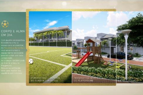 5 Burle Marx condomínio de casas, 4 suítes, bairro Gurupi em Teresina-PI,Murillo Lago Imóveis
