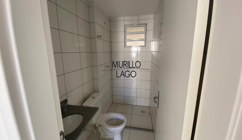 6 Apartamento para venda Dream Park, 3 quartos sendo 1 suíte, elevador, sombra total em Teresina-PI
