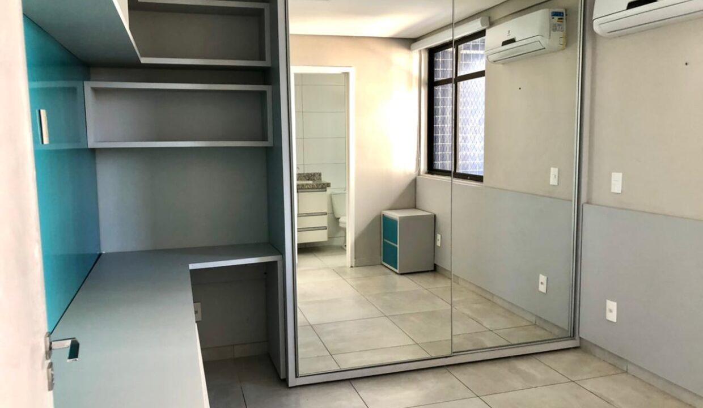 8 Apartamento para venda 3 suítes, 2 vagas no bairro de Fátima em Teresina-PI