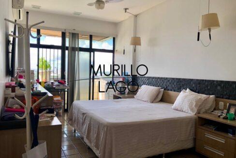 9 Apartamento para venda, 278 metros, 4 quartos,3 vagas, DCE ao lado do shopping Rio Poty na avenida Marechal Castelo Branco em Teresina-PI