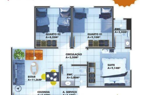 Planta baixa condominio-jardins-leste-ii-teresina-pi-2