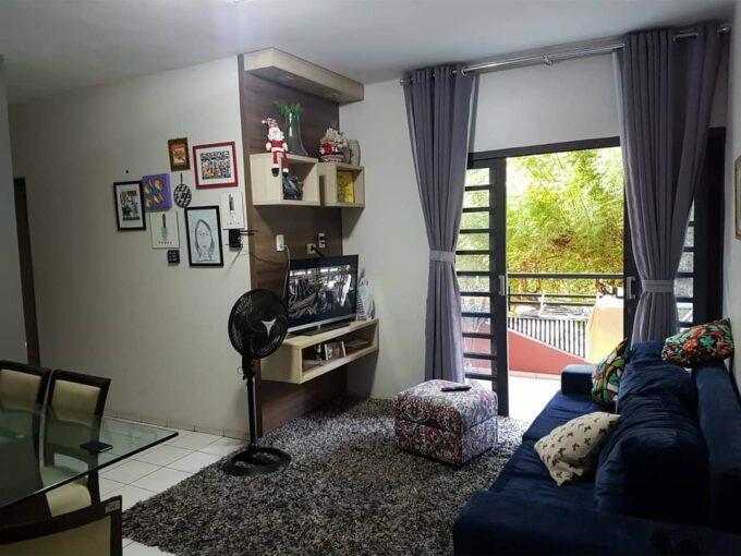 Apartamento venda no bairro São cristóvão, 3 quartos sendo 2 suítes em Teresina-PI