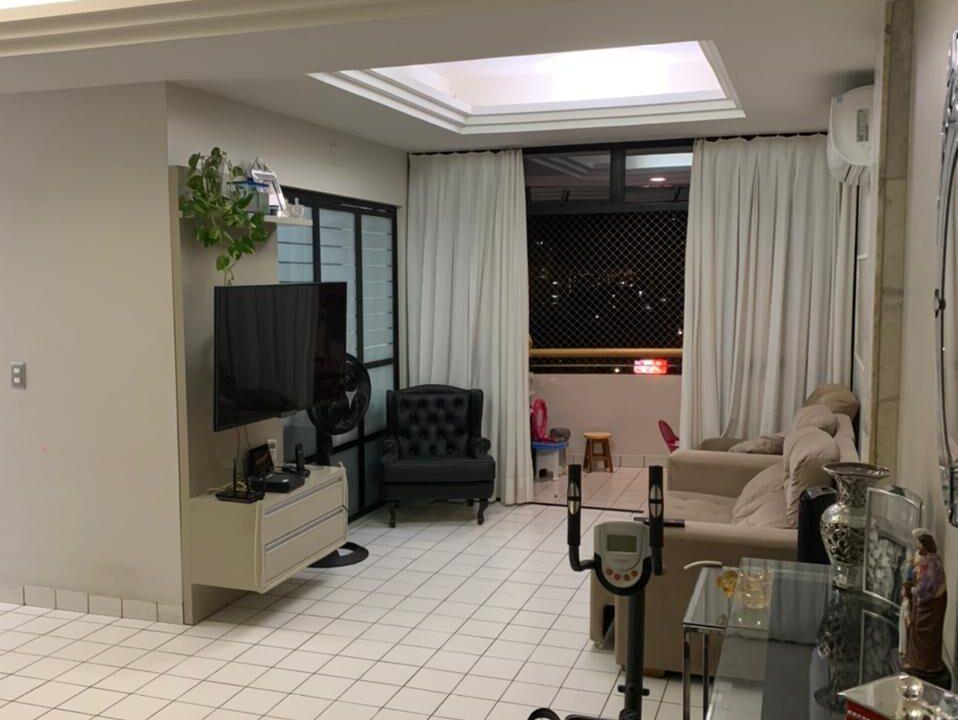 1 Apartamento 3 quartos sendo 1 suíte com móveis planejados e 2 vagas de garagem próximo avenida Dom Severino e avenida Homero Castelo Branco