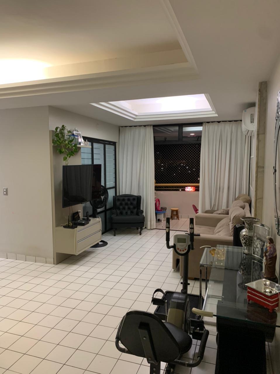 Apartamento para venda com 3 quartos sendo 1 suíte, 2 vagas de garagem, móveis planejados próximo avenidas Dom Severino e Homero Castelo Branco.
