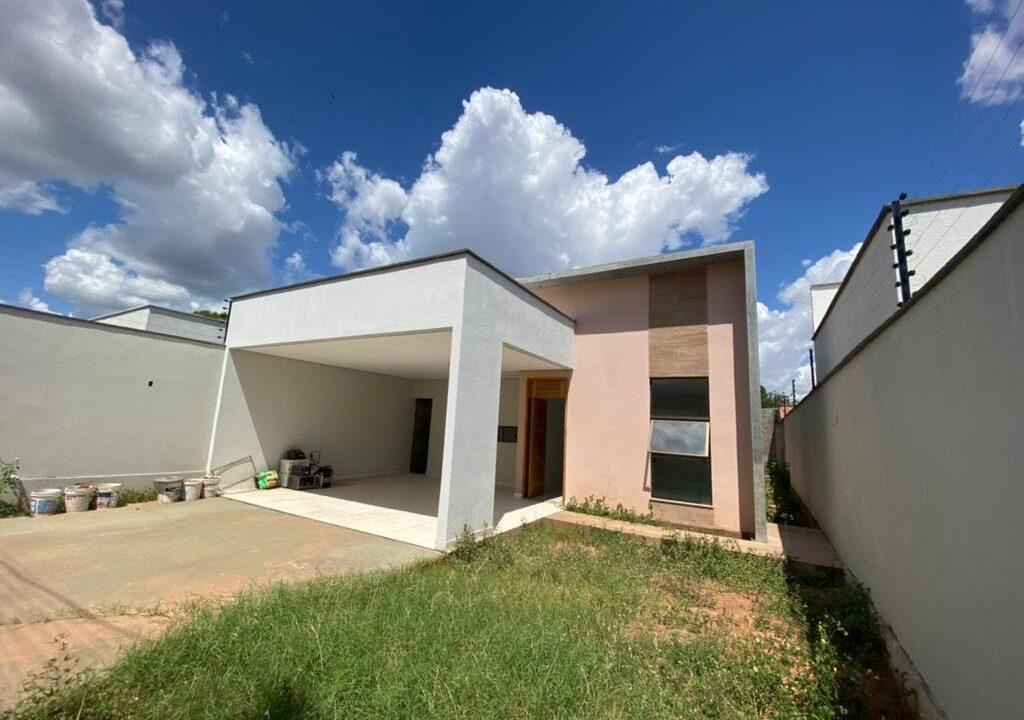 1 Casa para venda com 3 quartos no bairro Satélite em Teresina-PI