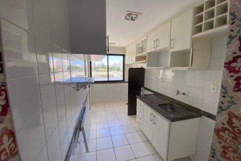 2 Apartamento para venda com 3 quartos sendo 2 suítes, móveis planejados, piscina próximo avenida João XXIII