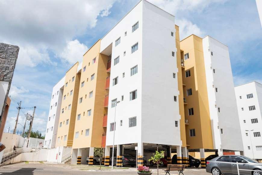 2.2 Cajuína Residence, 76m², 3 quartos sendo 1 suíte, Varanda, Elevador, Piscina, Salão de festas,Zona Leste Teresina