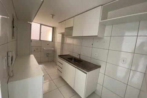 4 Apartamento para venda com 2 quartos sendo 1 suíte, elevador, piscina, 1 vaga de garagem próximo avenida João XXIII em Teresina-PI