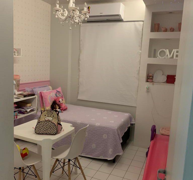 5 Apartamento 3 quartos sendo 1 suíte com móveis planejados e 2 vagas de garagem próximo avenida Dom Severino e avenida Homero Castelo Branco