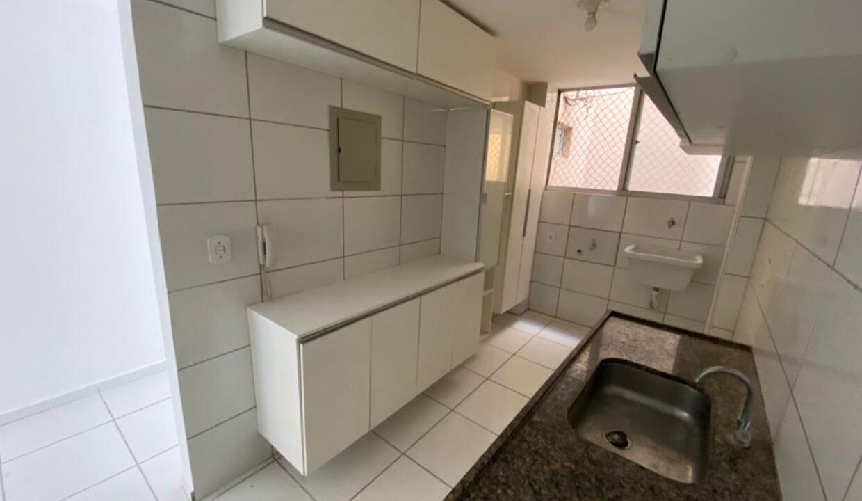 5 Apartamento para venda com 2 quartos sendo 1 suíte, elevador, piscina, 1 vaga de garagem próximo avenida João XXIII em Teresina-PI