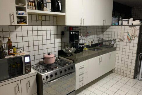 8 Apartamento 3 quartos sendo 1 suíte com móveis planejados e 2 vagas de garagem próximo avenida Dom Severino e avenida Homero Castelo Branco