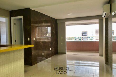 1 Apartamento para venda com 1 suíte reversível, 2 vagas na avenida jóquei clube em Teresina-PI