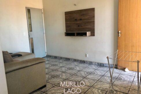 1 Apartamento para venda com 2 quartos sendo 1 suíte, condomínio fechado na avenida Joaquim Nelson no bairro Dirceu em Teresina-PI