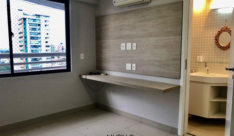 10 Apartamento para venda com 1 suíte reversível, 2 vagas na avenida jóquei clube em Teresina-PI