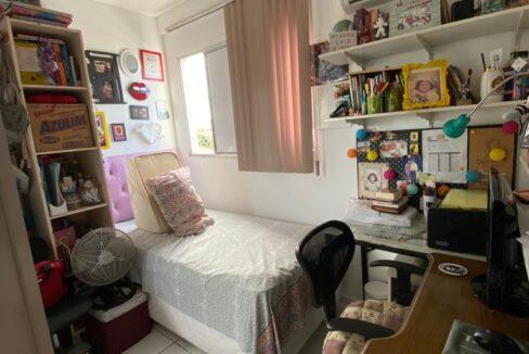 10 Apartamento para venda com 3 quartos sendo 1 suíte no bairro Cristo Rei em Teresina-PI