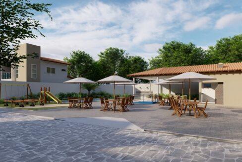 14 Solar do Gurupi Casa duplex condomínio fechado 3 suítes próximo ao clube da OAB em Teresina-PI