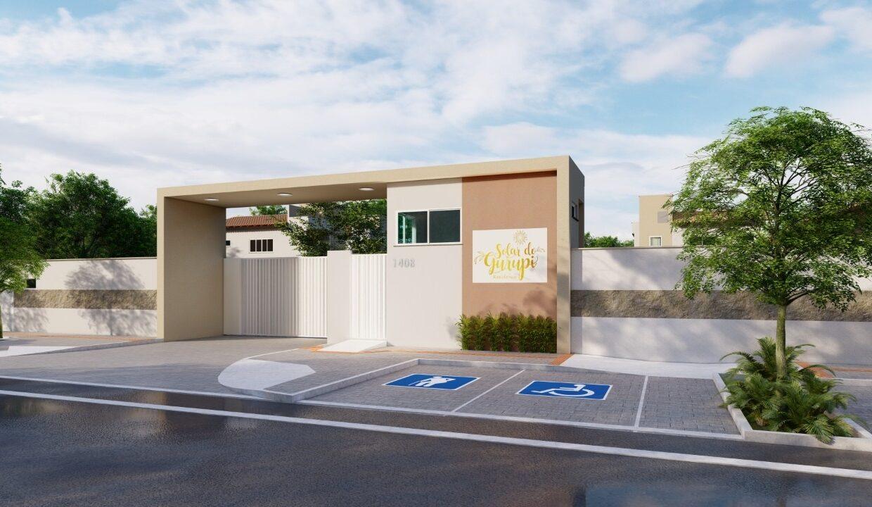 16 Solar do Gurupi Casa duplex condomínio fechado 3 suítes próximo ao clube da OAB em Teresina-PI