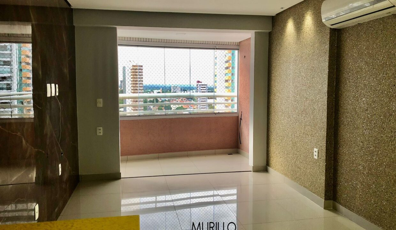 2 Apartamento para venda com 1 suíte reversível, 2 vagas na avenida jóquei clube em Teresina-PI