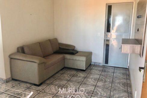 2 Apartamento para venda com 2 quartos sendo 1 suíte, condomínio fechado na avenida Joaquim Nelson no bairro Dirceu em Teresina-PI