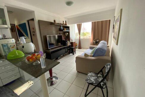 2 Apartamento para venda com 3 quartos sendo 1 suíte no bairro Cristo Rei em Teresina-PI