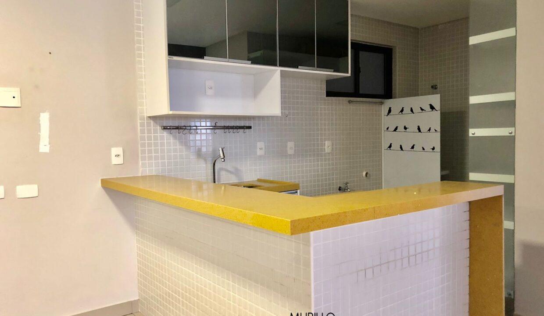 3 Apartamento para venda com 1 suíte reversível, 2 vagas na avenida jóquei clube em Teresina-PI