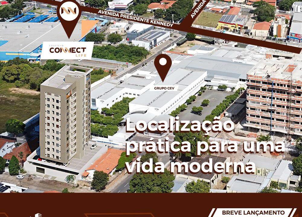 3 Connect Life Apartamentos de quartos em Teresina