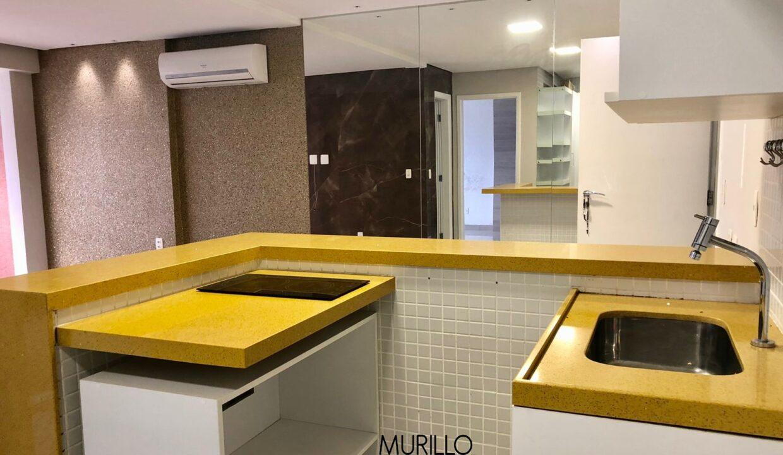 4 Apartamento para venda com 1 suíte reversível, 2 vagas na avenida jóquei clube em Teresina-PI