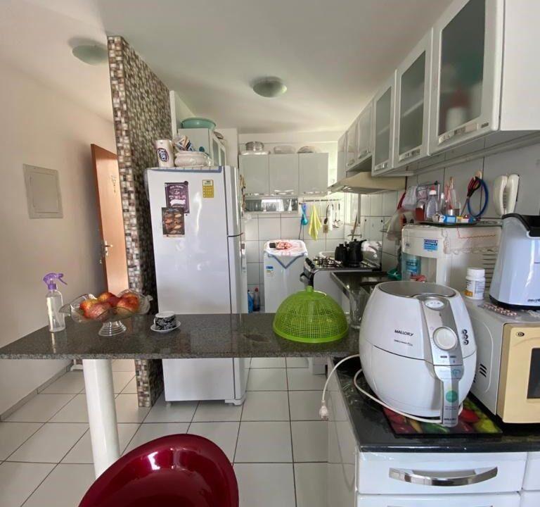 4 Apartamento para venda com 3 quartos sendo 1 suíte no bairro Cristo Rei em Teresina-PI
