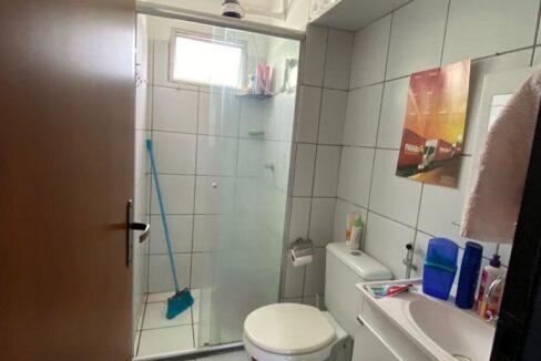 6 Apartamento para venda com 3 quartos sendo 1 suíte no bairro Cristo Rei em Teresina-PI