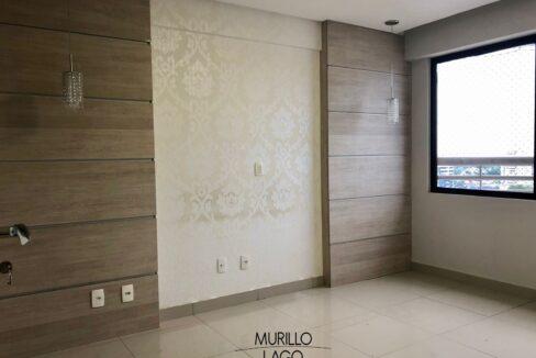 7 Apartamento para venda com 1 suíte reversível, 2 vagas na avenida jóquei clube em Teresina-PI