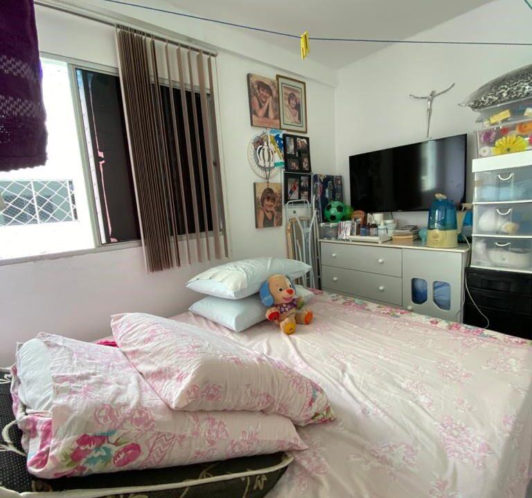 8 Apartamento para venda com 3 quartos sendo 1 suíte no bairro Cristo Rei em Teresina-PI