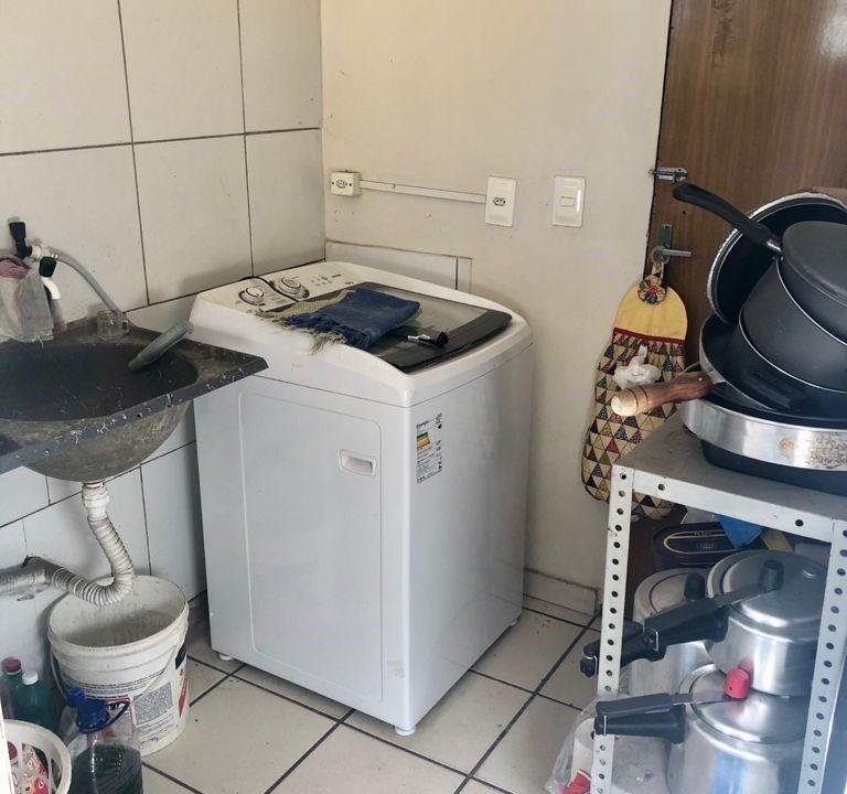 9 Apartamento para venda com 2 quartos sendo 1 suíte, condomínio fechado na avenida Joaquim Nelson no bairro Dirceu em Teresina-PI