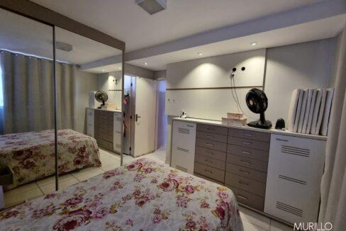 1 Apartamento para venda 75m² com 3 quartos sendo 1 suíte na avenida Presidente Kennedy em Teresina-PI