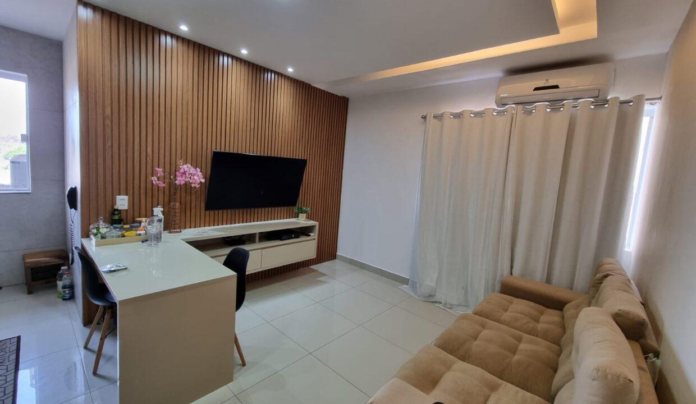1 Apartamento para venda com 2 quartos em condomínio fechado em Teresina-PI