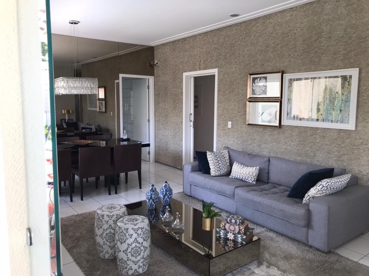 Casa para venda com 3 quartos sendo 2 suítes,piscina, DCE,excelente acabamento no bairro Morada do Sol em Teresina-PI