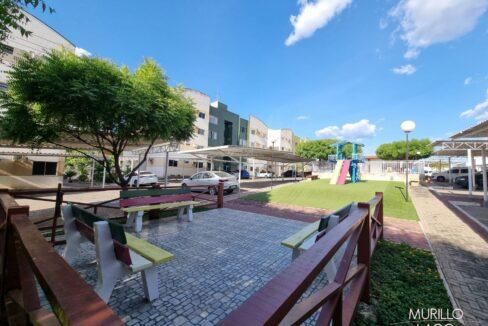 10 Apartamento para venda 75m² com 3 quartos sendo 1 suíte na avenida Presidente Kennedy em Teresina-PI