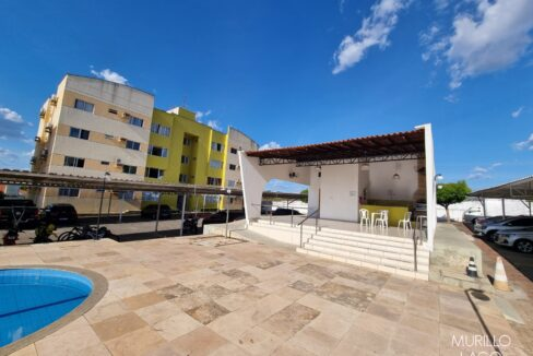 11 Apartamento para venda 75m² com 3 quartos sendo 1 suíte na avenida Presidente Kennedy em Teresina-PI