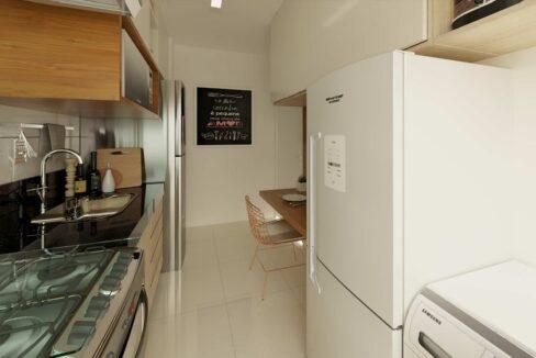 13 condominio-roma-prime-Condomínio fechado de casas Duplex com 96m²com 3 suítes ao lado do Terras Alphaville em Teresina-PI